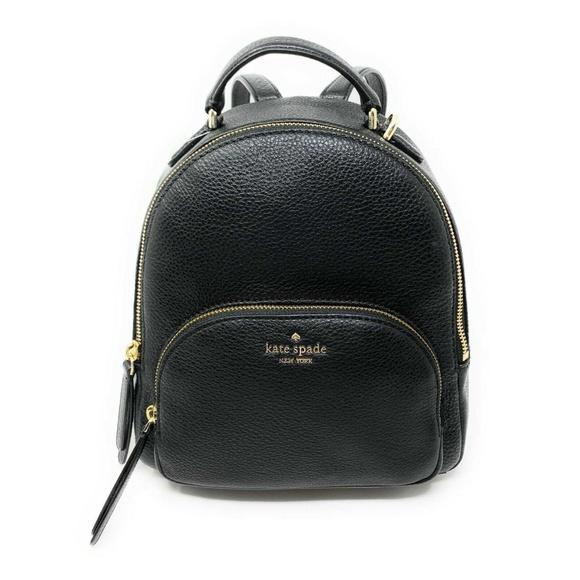 Kate Spade Handbags - Kate Spade Jackson Medium Backpack Leather Black